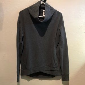 Lululemon Pullover Charcoal Size 10